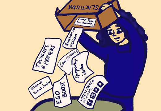 How to Turn Slacktivism into True Activism