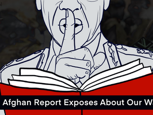 What the Afghan Report Exposes About Our War Crimes
