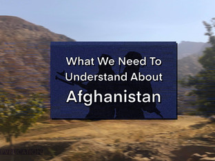 How the World Betrayed Afghanistan
