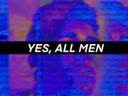 Yes, All Men