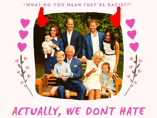 We Don't Hate the British Monarchy Enough