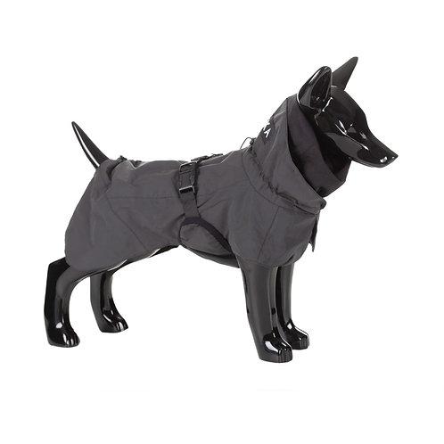 Paikka Black / Grey Visibility Raincoat (30) - Small