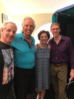 Roy, Richard, Caryl, Bruce