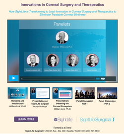 Innovations in Corneal Surgery and T