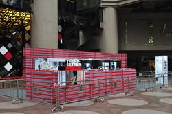 City Magazine show at Hong Kong Time Squ