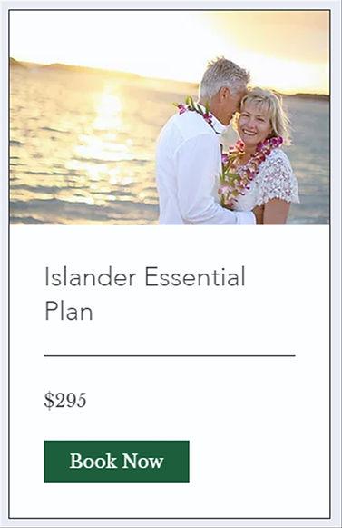 Vow Renewal Hawaii