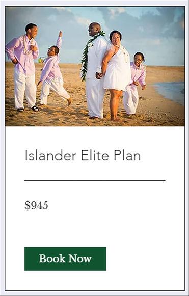 Honolulu Wedding at Magic Island
