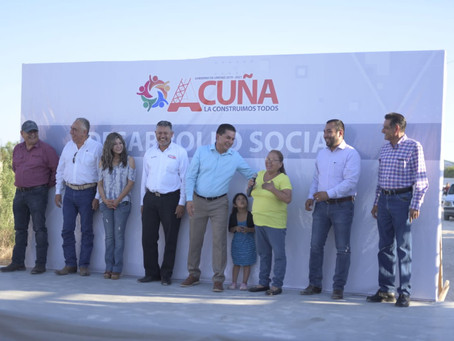 ARRANCAN PROGRAMA DE TECHOS DE LÁMINA EN BENEFICIO  DE FAMILIAS DE ESCASOS RECURSOS.