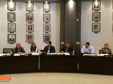 POR UNANIMIDAD AUTORIZAN TABLA DE VALORES GENERALES CATASTRALES DE TERRENO Y CONSTRUCCIÓN URBANO RÚS