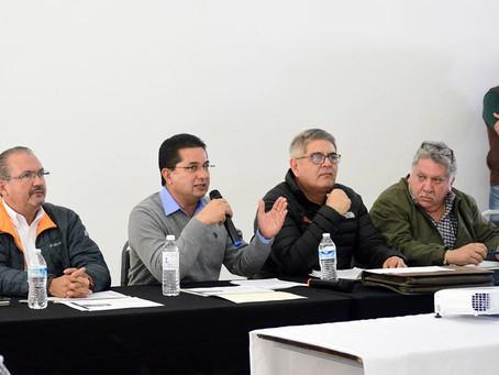 LOGRAN ACUERDOS EN REUNIÓN DEL CONSEJO DE PLANEACIÓN  Y DESARROLLO URBANO