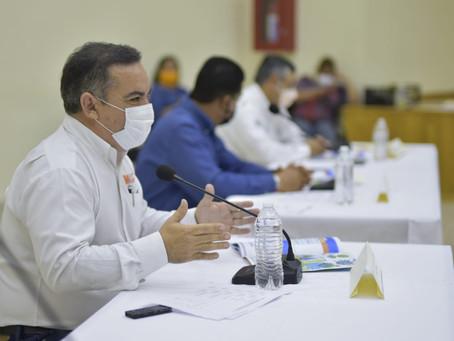 EN PRIMERA SESIÓN ORDINARIA DE CABILDO DE MAYO DE 2020,  COMPARECE GERENTE DE SIMAS.