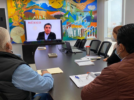 MÁS DE 200 PERSONAS PARTICIPARON EN VIDEO CONFERENCIA DEL PORTS TO PLAINS