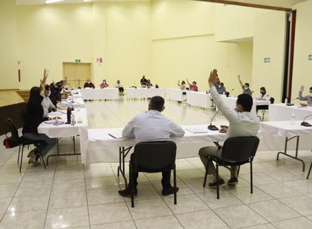 APRUEBA EL CABILDO POR UNANIMIDAD, DECLARATORIA DE TERMINACIÓN DE VIGENCIA DE LA CONCESIÓN DEL SERVI