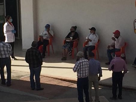 PREPARAN CONDICIONES Y PROTOCOLO PARA EL SERVICIO DE ABUELOS EMPACADORES; MIENTRAS TANTO, LES APOYA