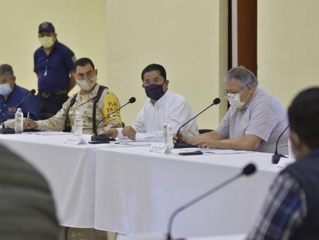 EN CONSEJO DE PROTECCIÓN CIVIL PRESENTAN PLAN DE ACCIÓN PARA LA TEMPORADA INVERNAL 2020-2021