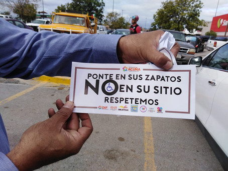 """BUSCAN CONCIENTIZAR A LA POBLACIÓN Y REALIZAN CAMPAÑA  """"TODOS SOMOS IGUALES""""."""