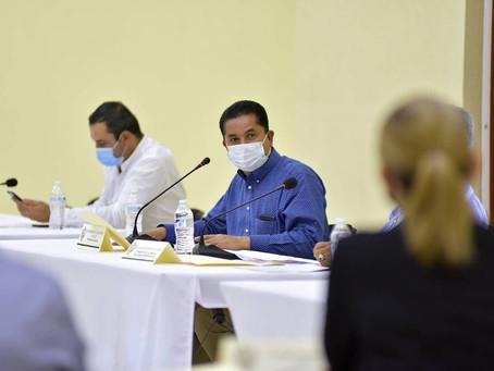 PRESENTAN LAS GRANDES OBRAS ANTE SECTORES PRODUCTIVOS DE LA CIUDAD