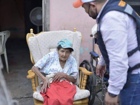 A MÁS DE 4,200 FAMILIAS HA LLEGADO EL PROGRAMA ACUÑA SOLIDARIO.