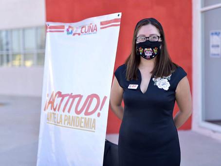 PARA APOYAR LA SALUD EMOCIONAL DE LOS ACUÑENSES,IMPLEMENTA EL DIF EL PROGRAMA: ACTITUD