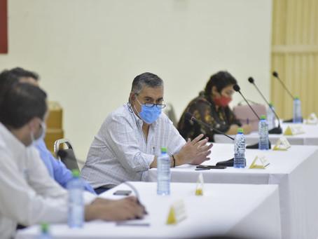 COINCIDEN EN LA NECESIDAD DE REACTIVAR EL SECTOR MAQUILADOR.
