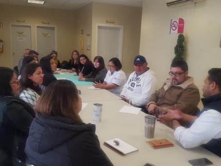 CONFORMAN EN ACUÑA COMITÉ INTERINSTITUCIONAL DE ATENCIÓN A LA VIOLENCIA EN CONTRA DE LAS MUJERES Y N