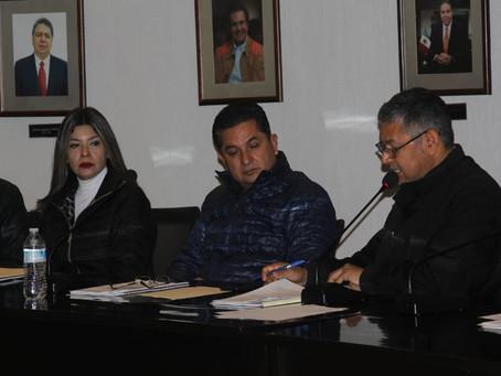 EN SEGUNDA SESIÓN ORDINARIA DE CABILDO DE DICIEMBRE DE 2018, APRUEBAN PRESUPUESTO DE EGRESOS PARA EL