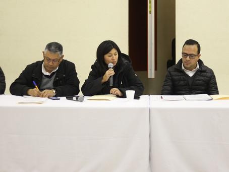 CELEBRAN FORO PARA LA PRESENTACIÓN DEL ANTEPROYECTO  DE REGLAMENTO DE TRÁNSITO Y VIALIDAD.