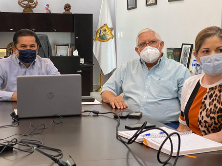 SIGUE GESTORÍA DE ALCALDES DE DEL RÍO Y ACUÑA POR FORTALECER PROYECTO CARRETERO