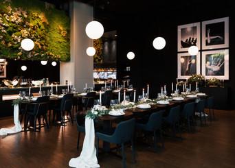 西式婚宴長桌在CHAR