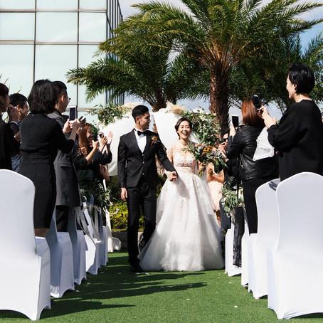 新竹英迪格婚禮專案