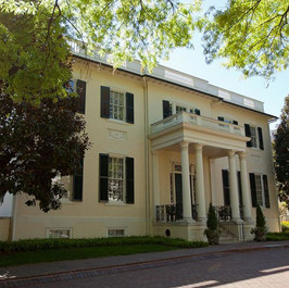 The Virginia Governor's Executive Mansion