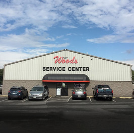 Woods Service Center Towing & Transportation