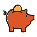 Piggy Bank - Red-150.png