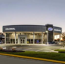 CMA's Colonial Subaru