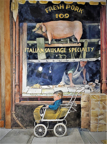 Sausage Store