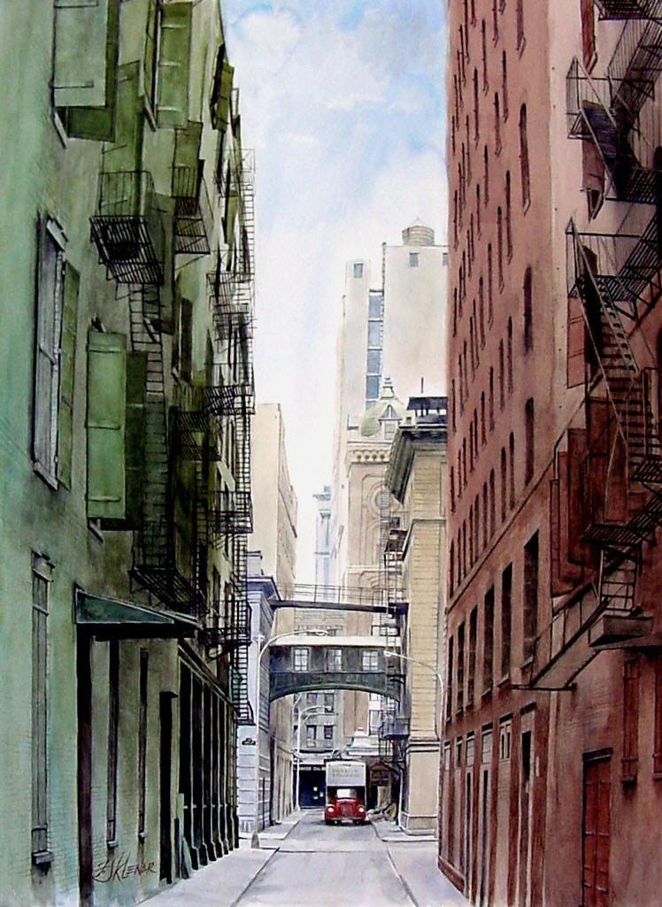 City Canyons