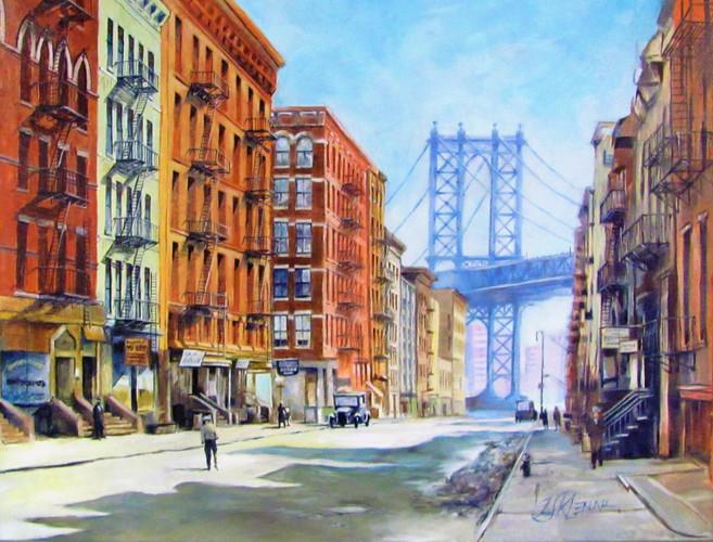 Lower Eastside Bridge