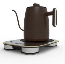 Kettle & Base Kitchen Appliance Consumer In-home