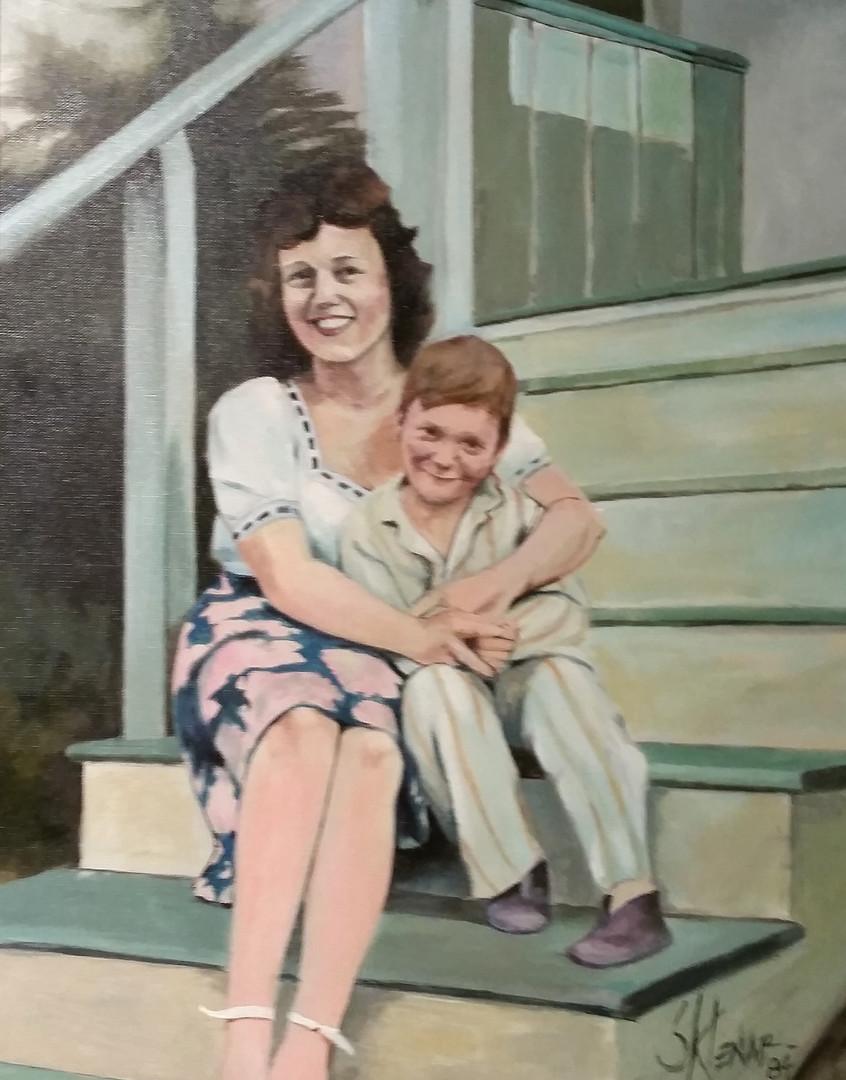 Mom & Me 1943