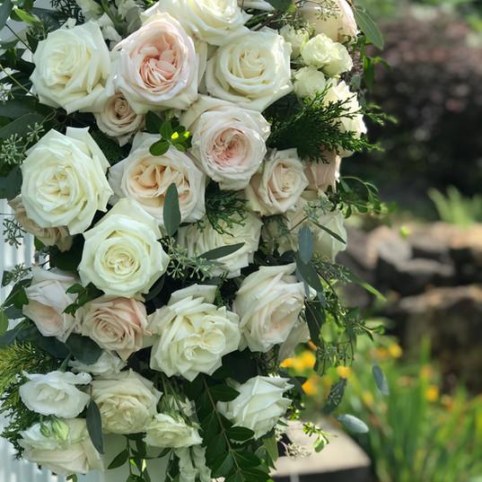 Wedding Arbor Piece