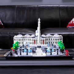 Trafaglar Square Lego