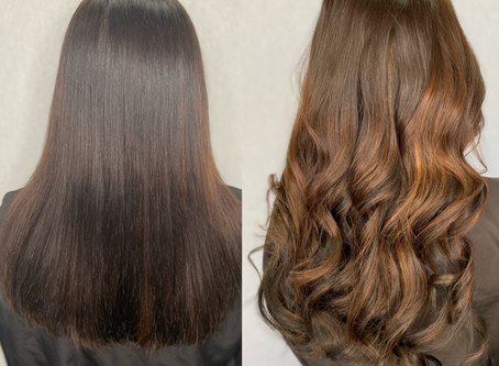 Why We're Crushing Over Hand Tied Weft Extensions