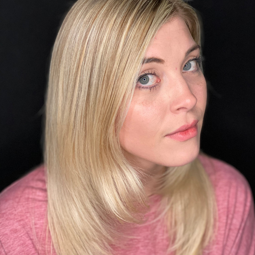 Blonde French Balayage