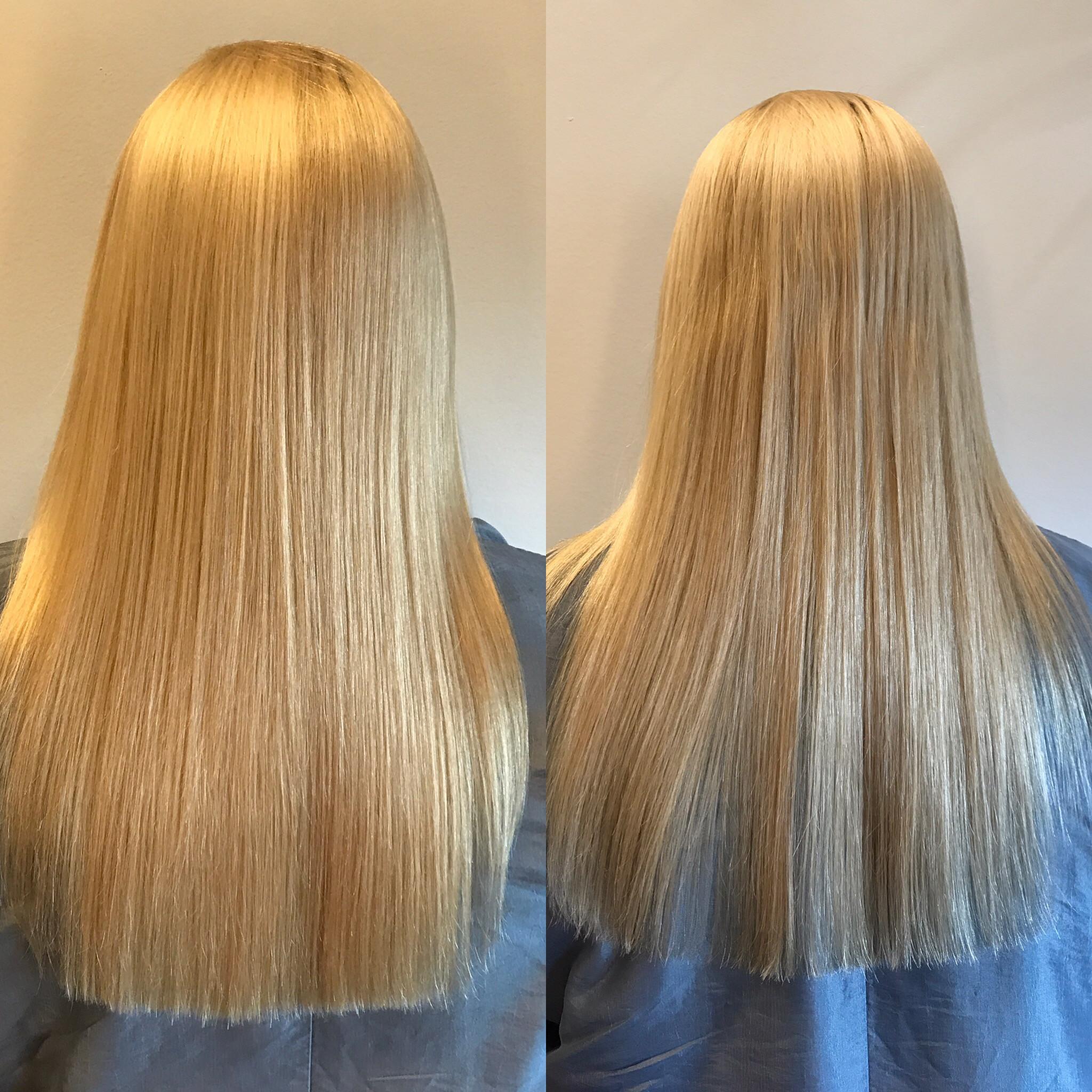 Hair Extensions Portfolio Janelle Alexis Salon
