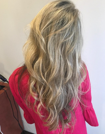 World-class hair extensions, healthy with Keratin bonds