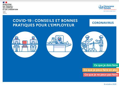 Guide COVID-19 : Conseils et bonnes pratiques pour l'employeur