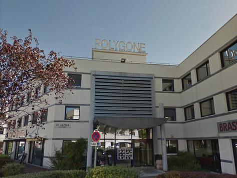 Fermeture provisoire du centre médical Polygone Alpha