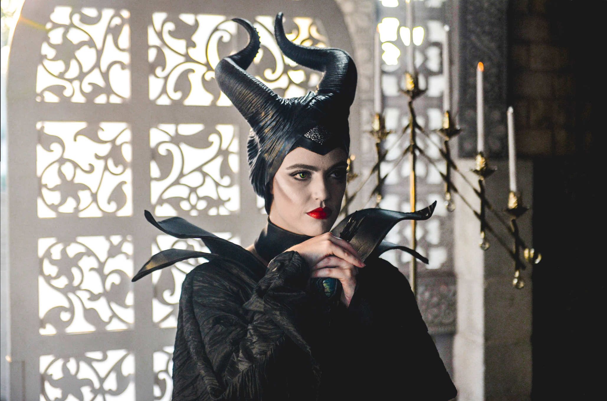 leah maleficent