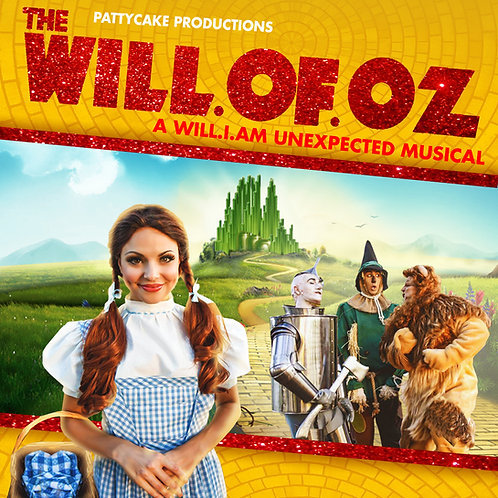 THE WILL.OF.OZ - A will.i.am Unexpected Musical (MP3)