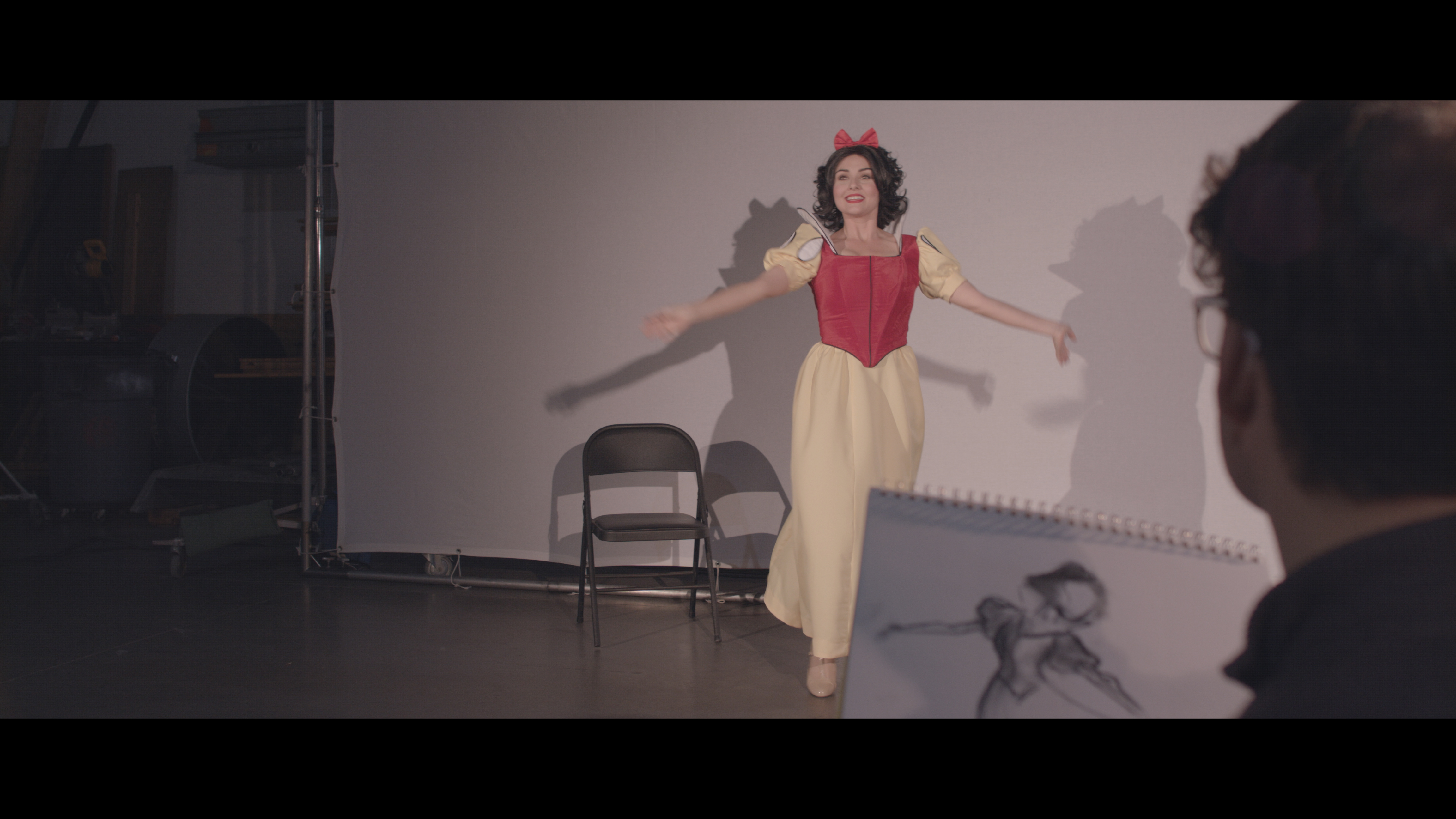 snow white refernce